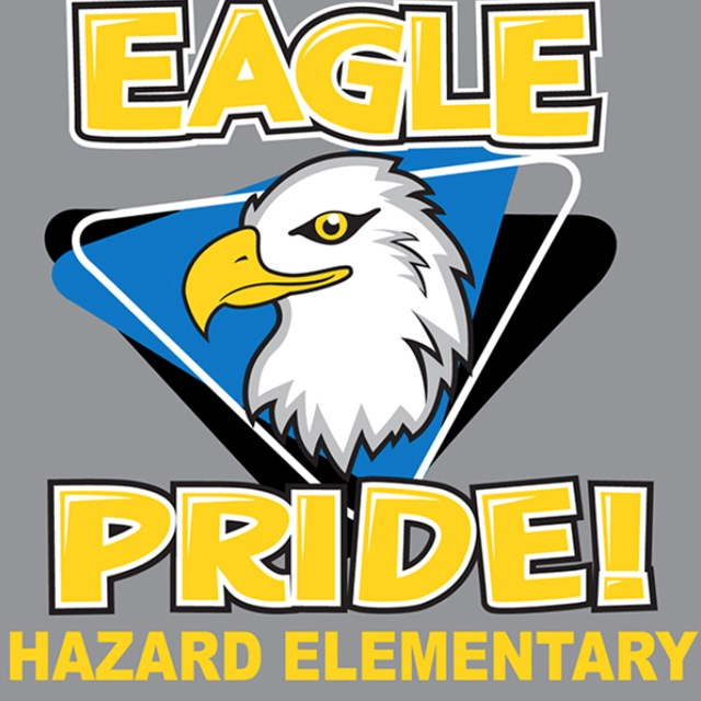 Hazard students are proud to be eagles!