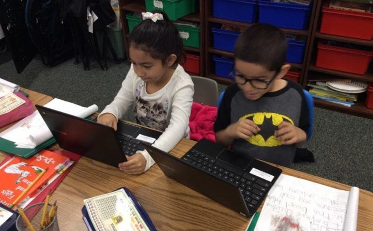 Hazard Elementary Students Gain Valuable Writing Experience - article thumnail image